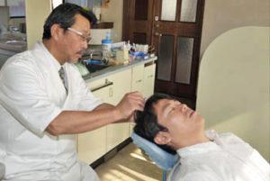 鍼治療PAPTm